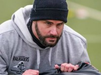 Crewe Railroaders appoint new running back coach Nick Thompson