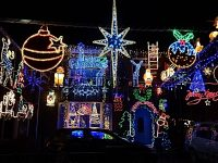Festive families light up their houses across South Cheshire