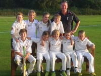Crewe Vagrants U9s win thrilling cricket cup final in Nantwich