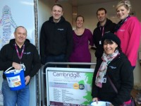 South Cheshire weight loss team raises £230 for MRI scanner appeal