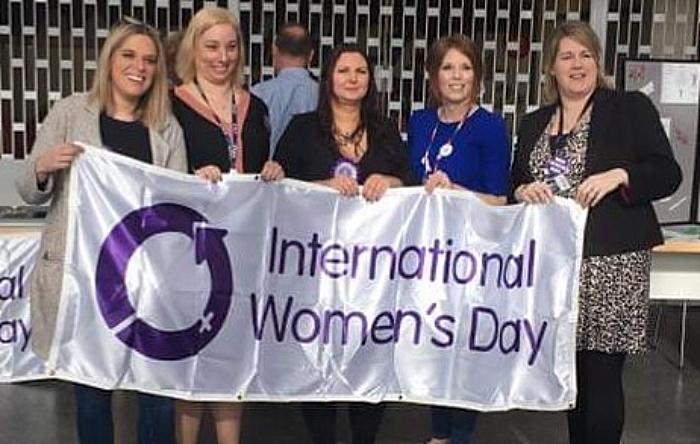 Crewe Womens Day
