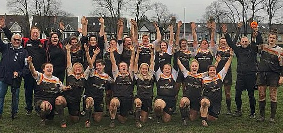 Crewe and Nantwich Ladies RUFC