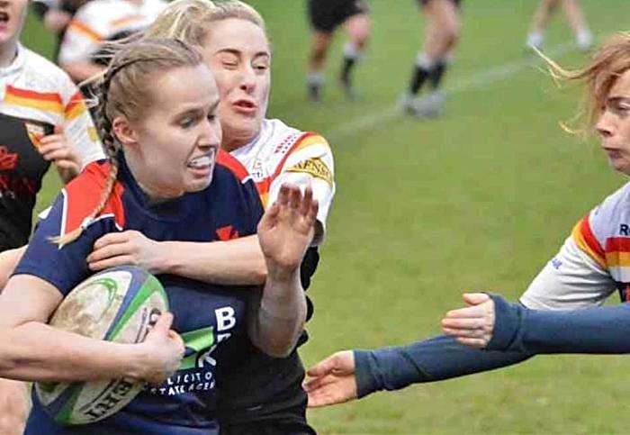 Crewe and nantwich Ladies v Carlisle