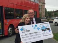 South Cheshire bus driver scoops £6.1 million Lotto jackpot