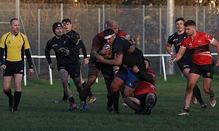 Crewe v Wolverhampton rugby