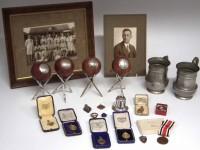 Mementoes of Nantwich cricket legend Edwin Steventon to be auctioned