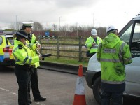 Operation Crossbow targets criminals on Cheshire roads