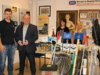 Crewe finance firm donates £2,350 to RSPCA Stapeley Grange