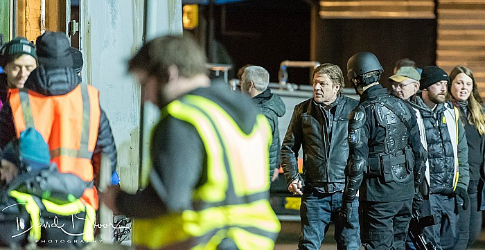 Curfew and Sean Bean 1 - pic by David Bloor Photography
