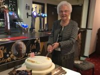 Great great grandmother from Hankelow celebrates 100th birthday
