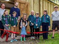 Nantwich Scout groups welcome expansion of Milldale campsite