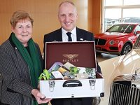 Cheshire car maker Bentley create memory box for dementia sufferers