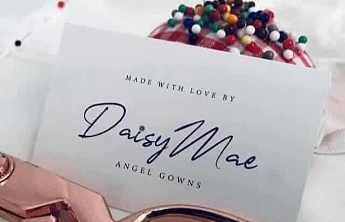 Daisy Mae angel gowns