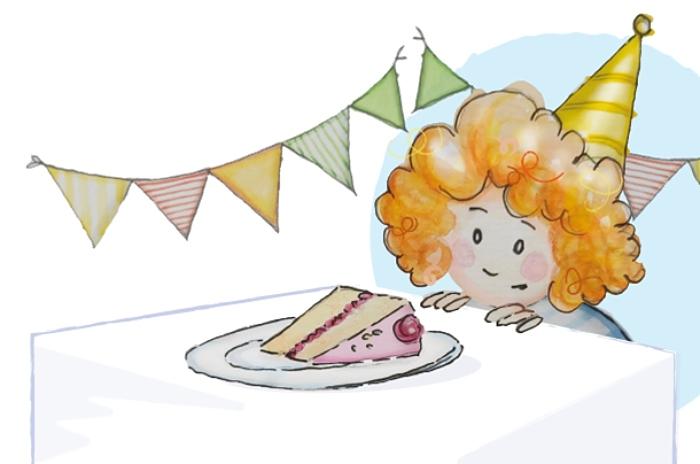 Daisy's Fuzzy Tummy - book by Nantwich mums