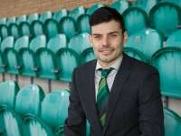 "Danny Griggs says Nantwich Town has ""immense potential"""