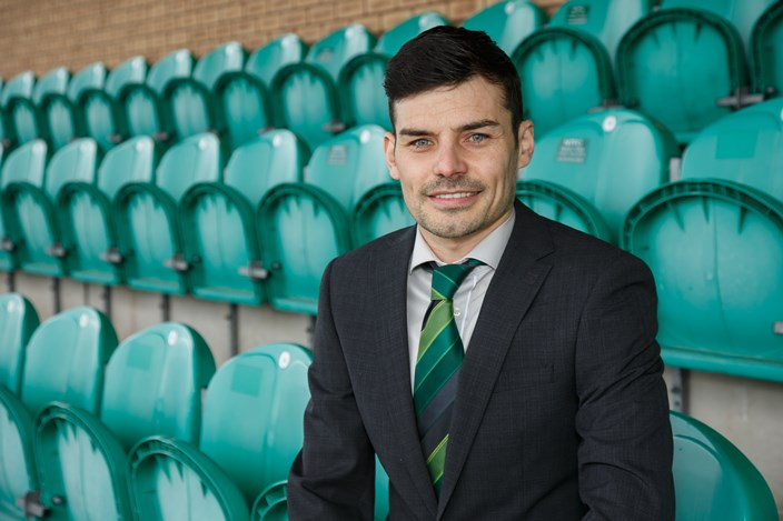 Nantwich Town FC appoints a new managerial team - Danny Griggs
