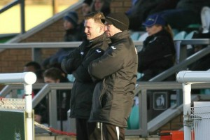 Nantwich Town held to goalless stalemate by Trafford