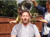 Nantwich Town boss joins MND ice bucket challenge craze