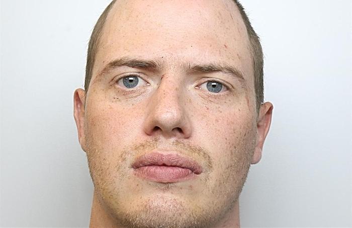 Danny Stockton - jailed for assault