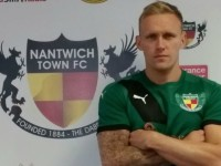 "Nantwich Town new boy Thornton ""excited"" by Dabbers move"