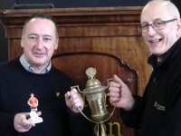 1923 trophy bought by National Football Museum at Nantwich auction