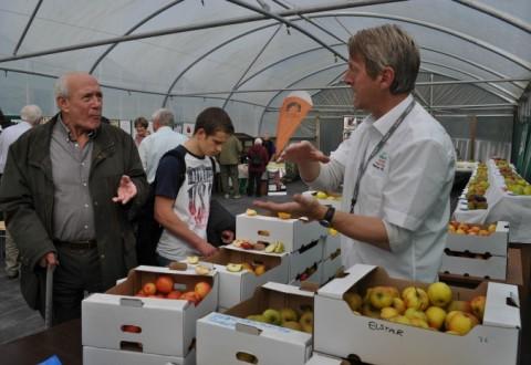 Hundreds enjoy Reaseheath College Apple Festival in Nantwich