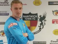 Nantwich Town sign former Stoke City keeper Dave Parton