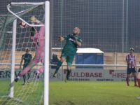 Nantwich Town exit FA Trophy after 2-1 defeat by Lincoln