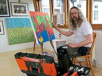 "Nantwich Museum to host ""Art in Action"" painting demonstration"