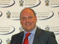 Cheshire Police Commissioner issues challenge to Chancellor over funding