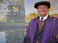 Reaseheath College chairman awarded honorary graduate by Keele