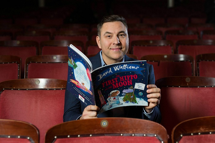 First Hippo on the Moon - David Walliams, adapted book at Lyceum