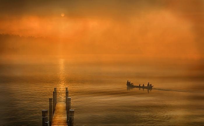 Dawn Boat Trip - Crewe Photographic Society