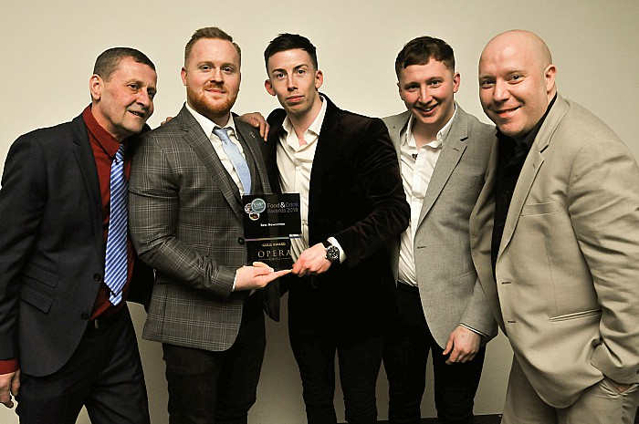Taste Cheshire - Deadwood Smokehouse wins Best Newcomer