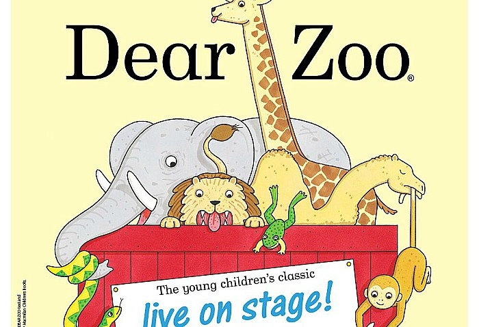 Dear Zoo live on stage at Crewe Lyceum