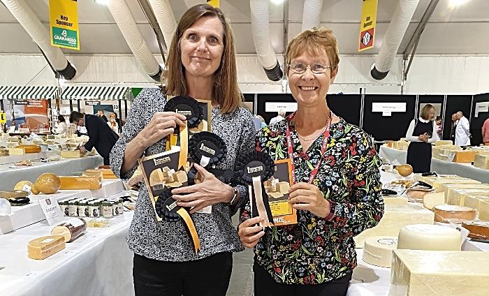 Debbie Heritage-Brill and Sue Moors (1)