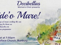 Decibellas Women's Choir Tarporley to perform in Bunbury