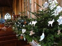 St Mary's Church in Acton hosts Christmas Festival