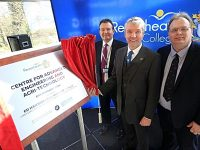 New £8 million training centre opens at Reaseheath College