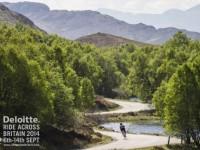 800 Deloitte Ride Across Britain cyclists to pass through Nantwich