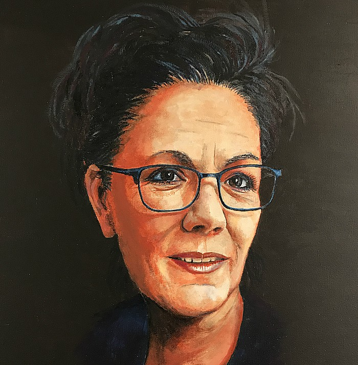 Denise Lawson, Face of Nantwich