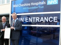 Leighton Hospital chairman made Deputy Lieutenant if Cheshire