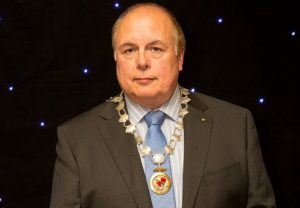 Deputy Mayor Cllr David Marren