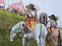 English Civil War Project launched by Nantwich Museum