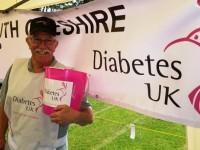 Wistaston couple to stage garden party for Diabetes UK