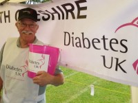 Wistaston garden party raises £690 for Diabetes UK