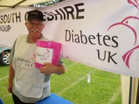 Wistaston couple stage garden party for Diabetes UK