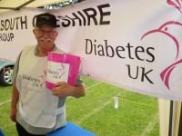 Wistaston couple stage garden party for Diabetes UK