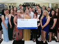 Nantwich college students raise more than £16,000 for charities