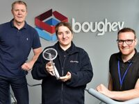 "Boughey lorry driver in Nantwich scoops UK title as ""most improved"""